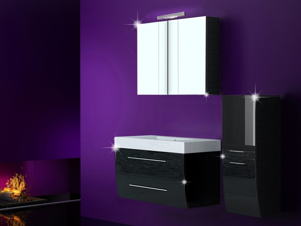 Hängeschrank Badezimmer mit nett design für ihr haus ideen