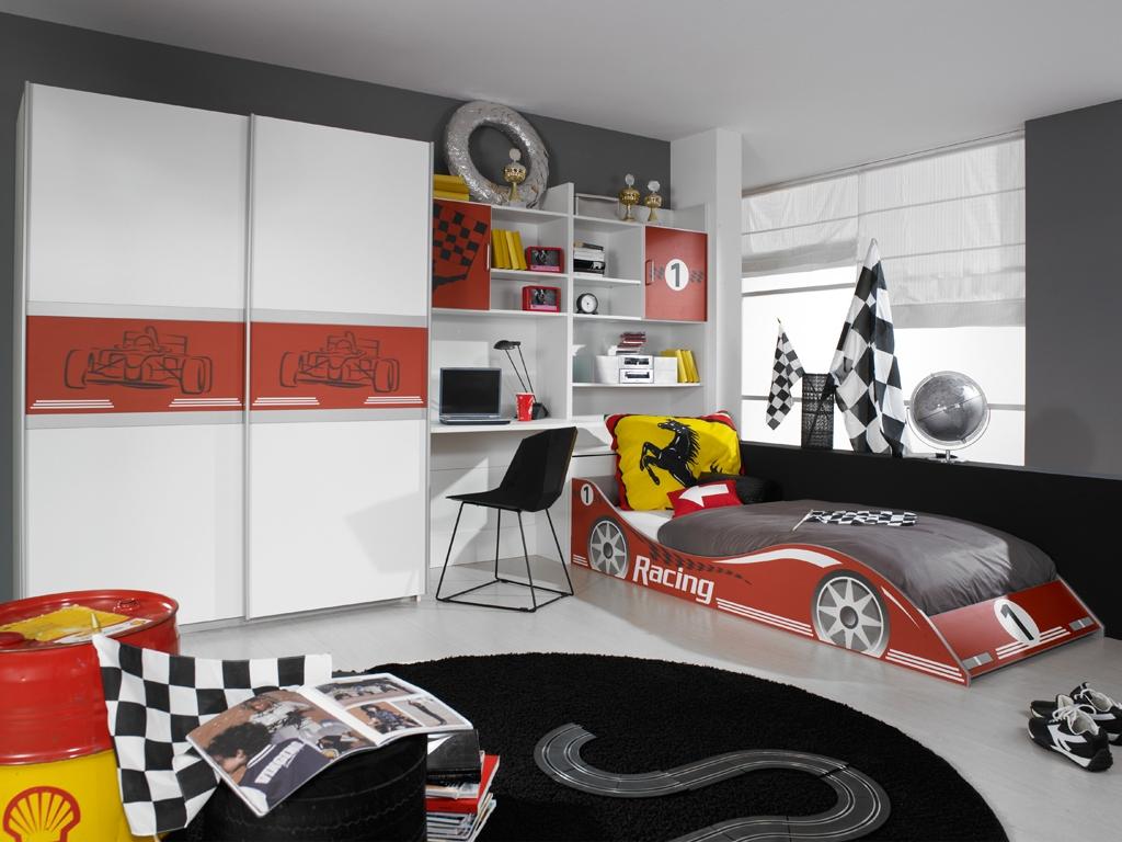 Kinderzimmer/Jugendzimmer - Inter Handels GmbH