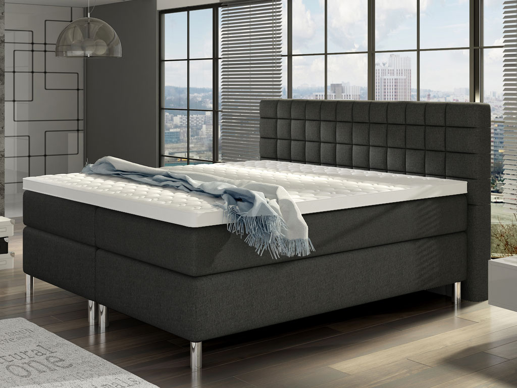 boxspringbetten inter handels gmbh. Black Bedroom Furniture Sets. Home Design Ideas